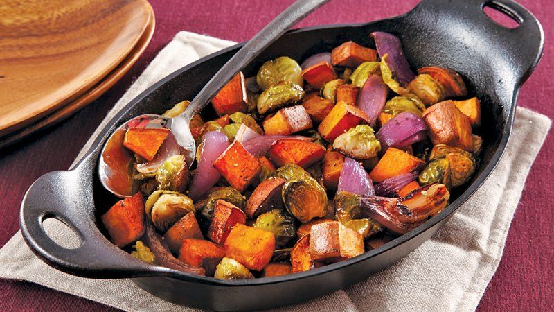 Roasted Autumn Vegetable Chowder Recipes — Dishmaps
