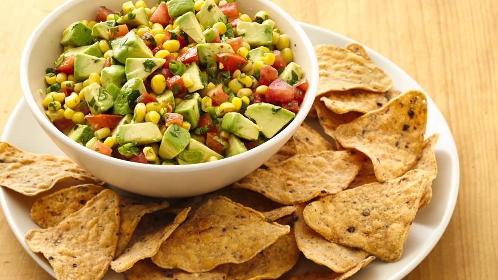 Corn and Avocado Salsa recipe from Pillsbury.com