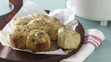 Slow Cooker Italian Dinner Rolls  Recipe