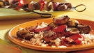 Grilled Bourbon-Glazed Beef Kabobs Recipe