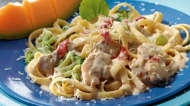 Slow-and-Easy Chicken Alfredo