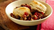 Grands!® Jr. Red Beans and Sausage Casserole Recipe