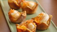 Sweet and Spicy Shrimp Cups Recipe