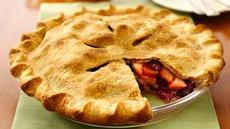 Festive Apple-berry Pie Recipe