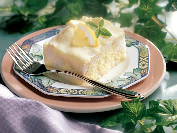 Lemon Chiffon Dessert 