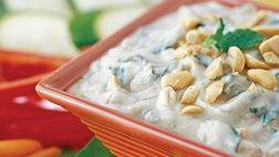 Healthified Thai Spinach Dip