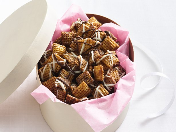 Gluten Free Chocolate Chex Caramel Crunch
