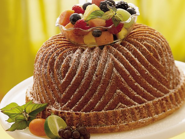 Image of Apricot Brandy Pound Cake, Betty Crocker