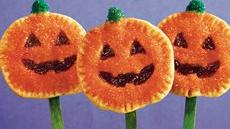 Jack o Lantern Pie Pops Recipe