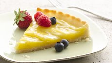 Gluten Free Lemon Tart Recipe