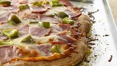 Canadian Bacon-Whole Wheat Pizza Recipe