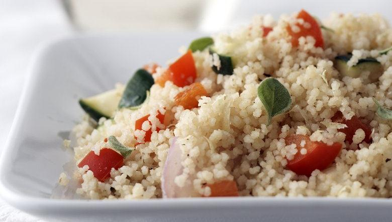 Healthified Veggie Couscous Blend