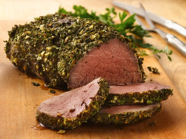 Mustard-Roasted Beef Tenderloin Recipes — Dishmaps