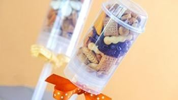 Chex Mix Snack Shooters