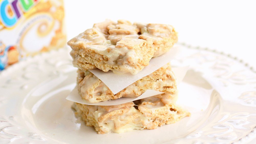 White Chocolate Cinnamon Toast Crunch Cookies Recipes — Dishmaps