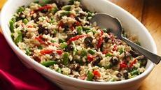 Baked Vegetable Risotto Recipe