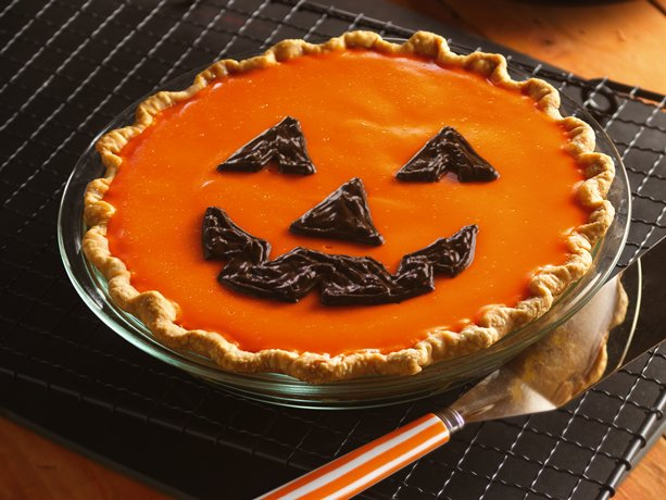 Jacko&#39;Lantern Orange-Pumpkin Pie