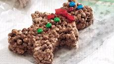 Holiday Cereal Bears Recipe