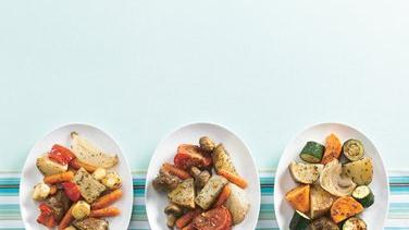 Home-Style Roasted Vegetables
