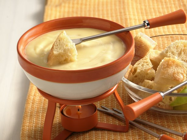Cheese Fondue recipe from Betty Crocker