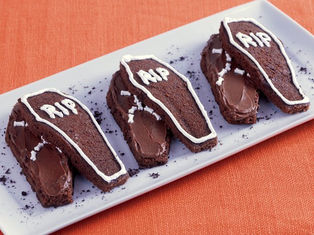 Coffin Cakes