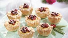 Pomegranate Tartlets Recipe