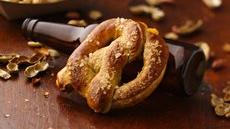Beer Cheese-Stuffed Pretzels Recipe