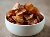 Radish Chips