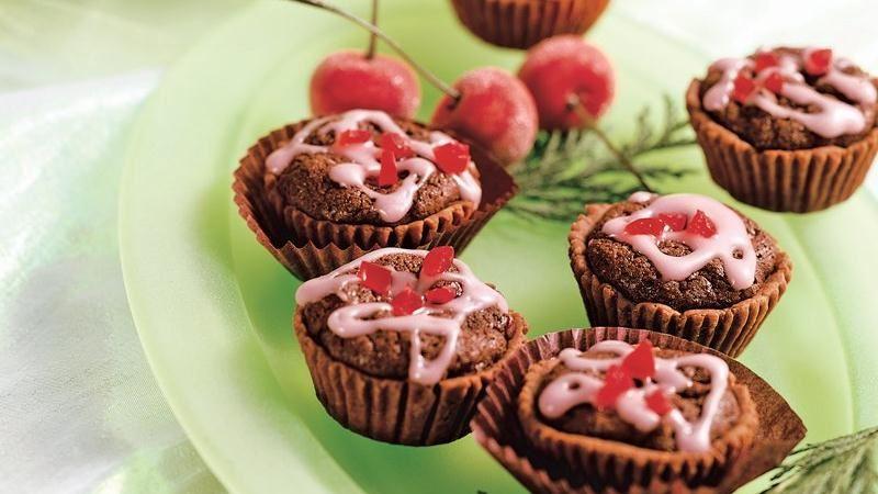 Merry Cherry Fudgies