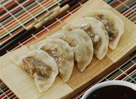 Easy Steamed Vegetable Dumplings