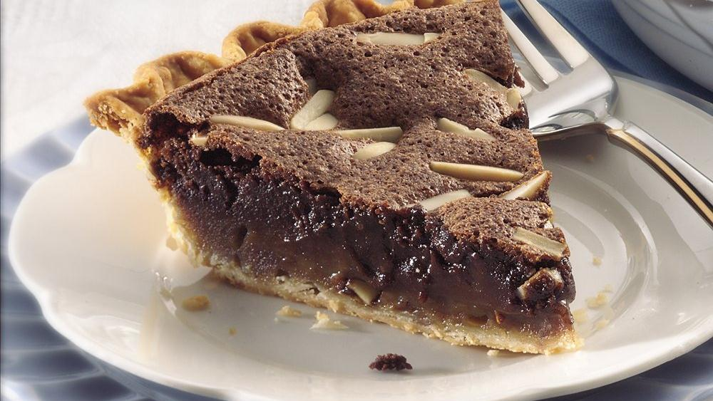 Vienna Chocolate Pie