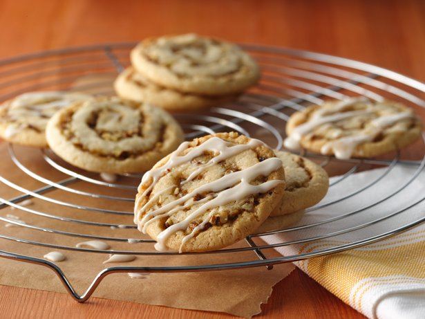 Pecan Roll Cookies
