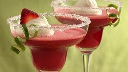 Strawberry Margarita Cups
