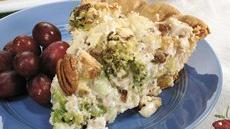 Napa Valley Chicken Salad Pie Recipe