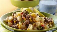 Home-Style Hamburger Hash Recipe
