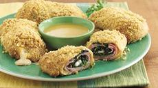 Crispy Deli Wraps Recipe