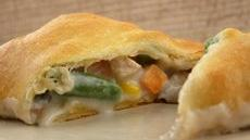 Turkey Pot Pie Pockets Recipe