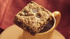 Oatmeal Chocolate Chip Bars Recipe