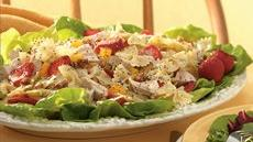 Strawberry-Turkey Salad Recipe