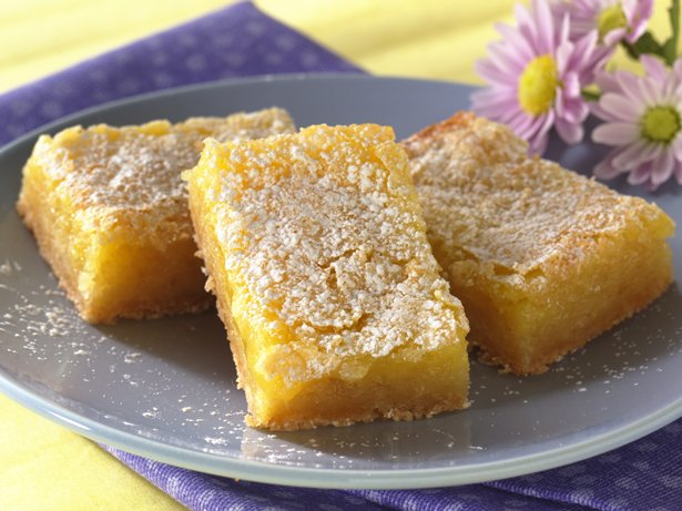 Sunny Lemon Bars