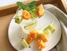 Mojito Melon Kabobs