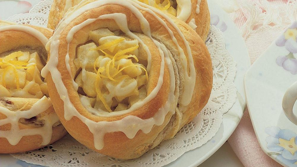 Lemon-Almond Breakfast Pastry