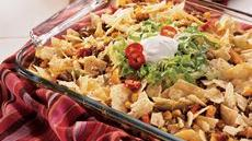 Night-Before Taco Bake Recipe