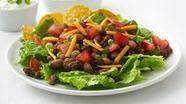 Healthified Taco Salad