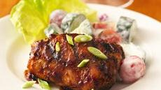 Chili-Glazed Grilled Chicken Recipe