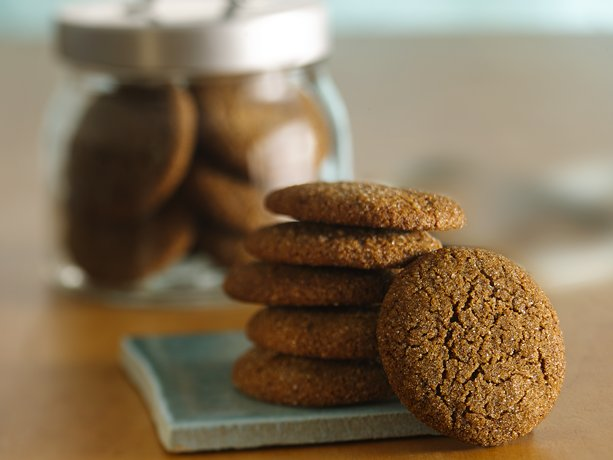 ... your house with the best-ever aroma with spicy gingerbread cookies