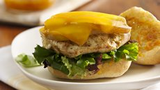 Turkey and Pear Sandwiches with Spicy Orange Marmalade Recipe