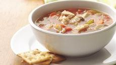 Chicken and Barley Soup Recipe