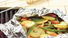 Grilled Garden Vegetable Medley Recipe