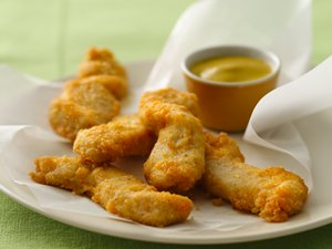 Gluten Free Ultimate Chicken Fingers